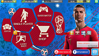 Real Football 2018 Russia Edition Android Offline 500 MB Best Graphics