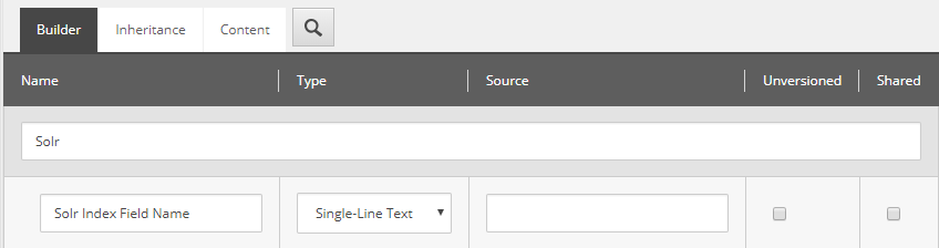 Step 2 Inherit The Base Template Onto Field At Sitecore Templates System