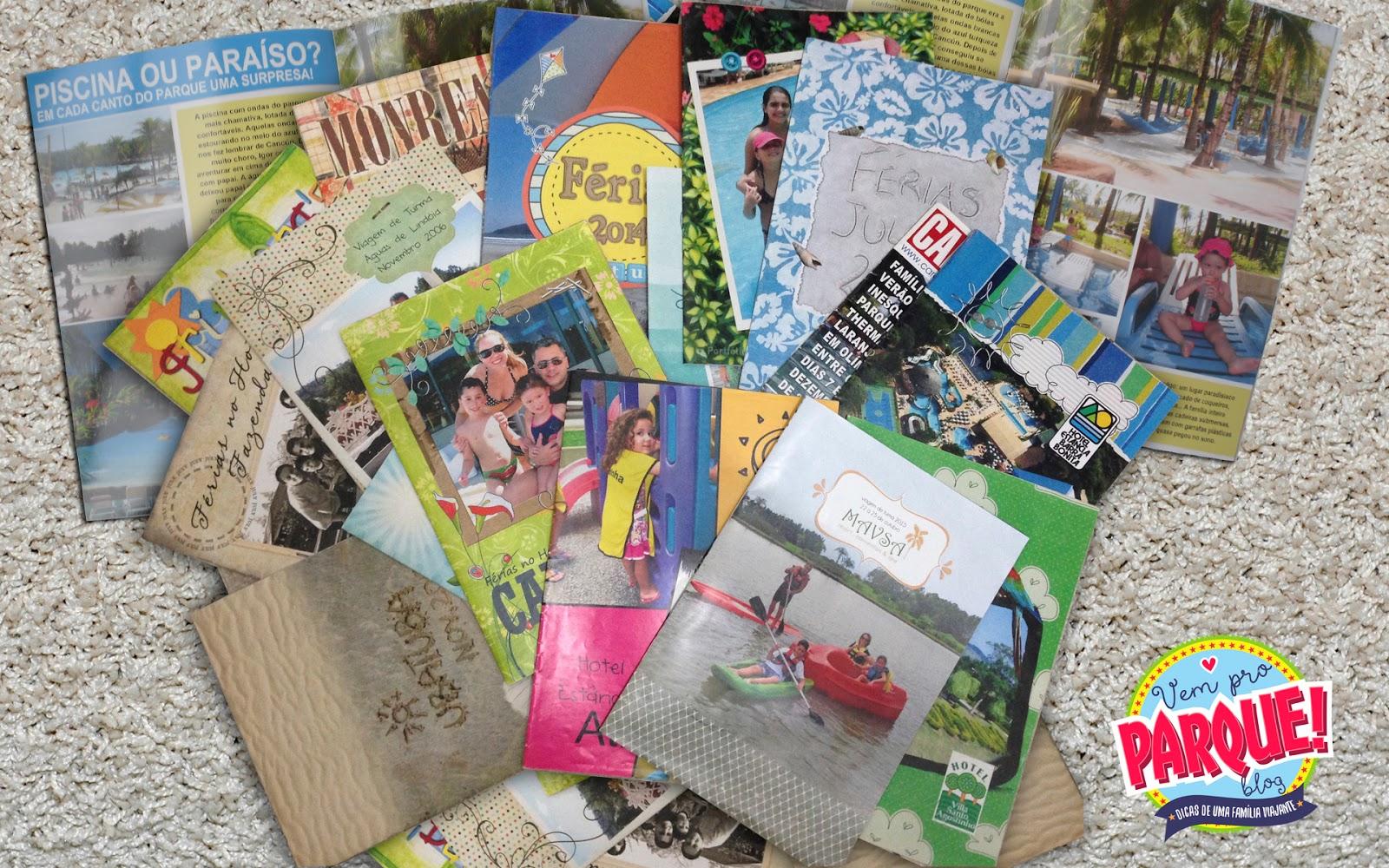 Revistas de Viagem
