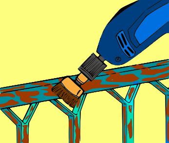 eliminare-ruggine-strutture-ferro