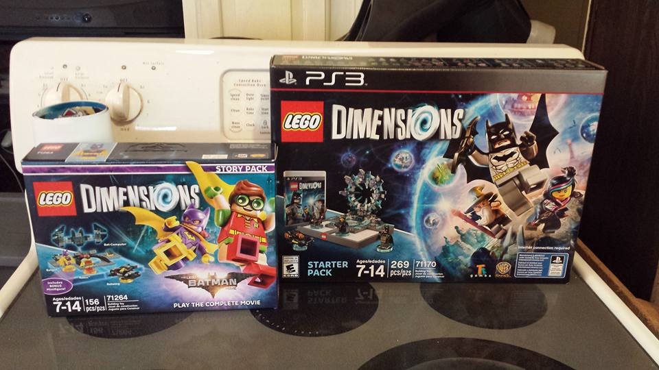 ChitChatMom: Have Fun this Holiday Season with Lego Dimensions PS 3 Game