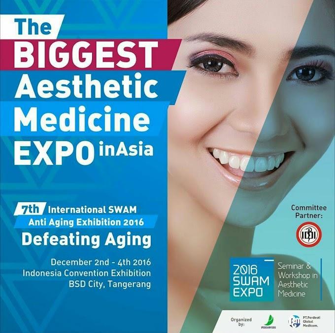 The Biggest Aesthetic Medicine Expo In Asia