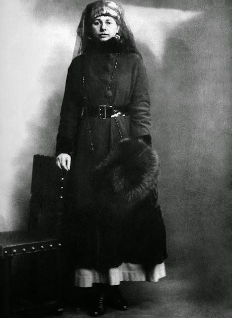 Mata Hari 1917