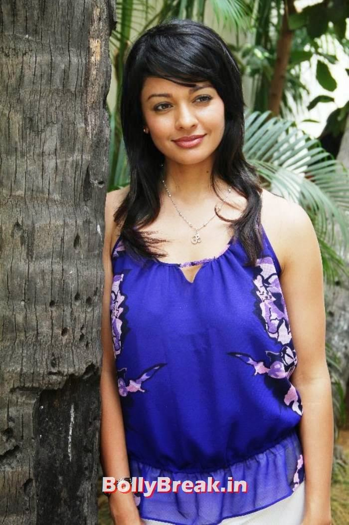 Pooja Kumar Pictures, Pooja Kumar Latest hot photoshoot images in dress without sleeves