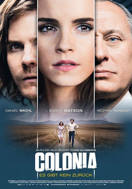 Resultado de imagem para filme Colonia