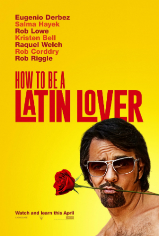 How To Be a Latin Lover [2017] [DVDR] [NTSC] [Latino]