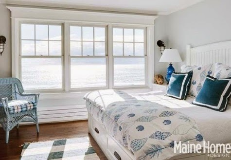 Harbor Island bedding from Matouk