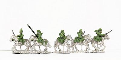 Punjabi Cavalry