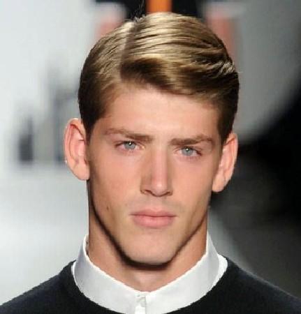 potongan rambut rapi keren