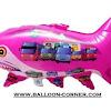 Balon Foil Karakter Ikan Hiu Motif TAYO