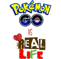 Pokemon Go vs Real Life Kehidupan Nyata