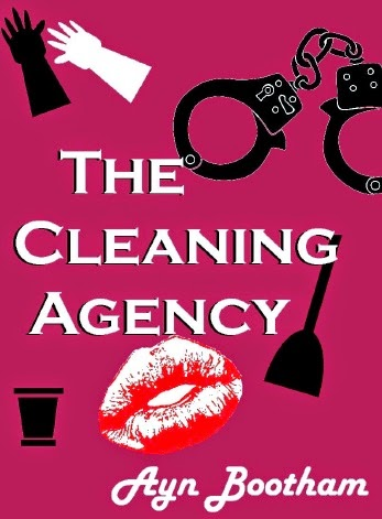the cleaning agency, ayn bootham, romantic comedy, rom com, chick lit,books,holiday reads