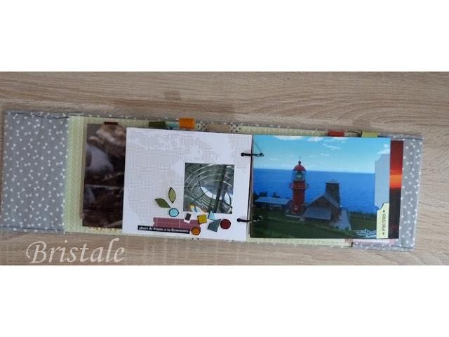 mini album scrap gaspesie atelier edwige bufquin - photo 30