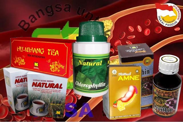 Pengobatan Herbal Nasa Untuk Penyakit Kolesterol