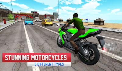 Moto Racer 3D Latest Version Game APK
