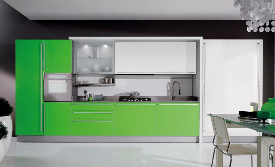 50 ideas de c mo combinar los colores en la cocina for M s mobiliario auxiliar para tu cocina s l