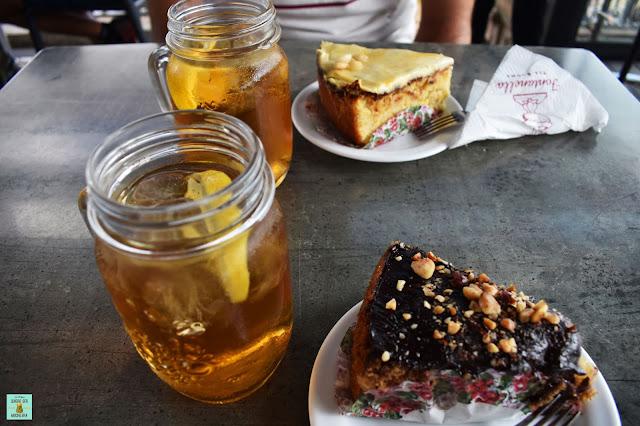 Fontanella Tea Garden de Mdina en Malta