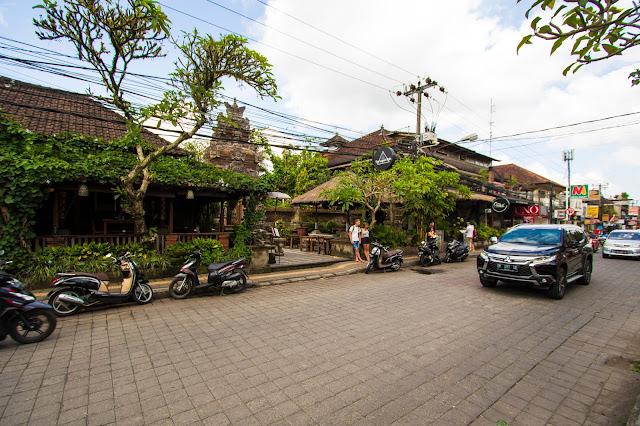 Tempio Pura Desa-Ubud-Bali