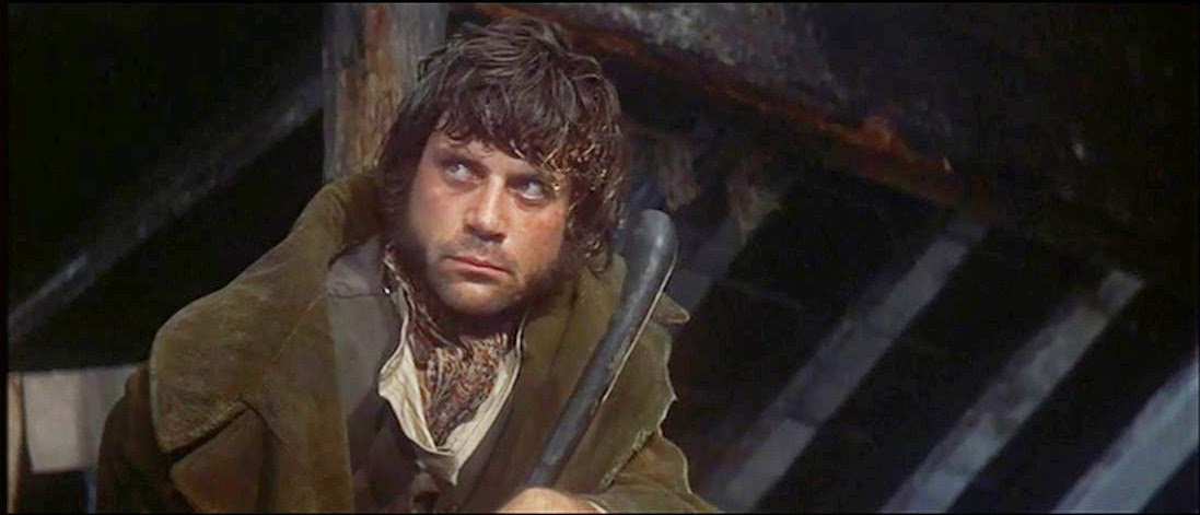 dreams are what le cinema is for oliver  oliver reed as bill sikes