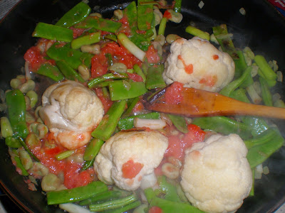 Aletria receta cocina tradicional gastronomia murcia murciana pasta pescado guiso marisco verduras bacalao