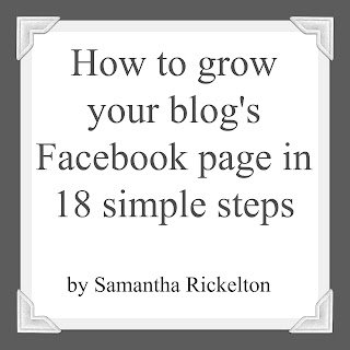 How to grow your blog's Facebook page in 18 simple steps