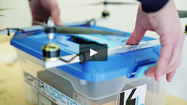 VIDEO : Amazon Prime Air en pratique