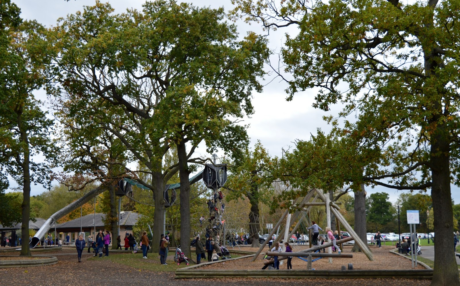 Half Term Hocus Pocus at Preston Park | The North East's very own Diagon Alley - outdoor adventure playground