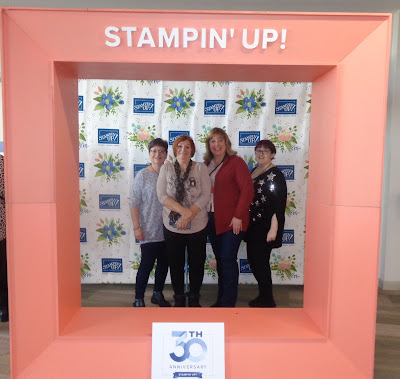 Craftyduckydoodah!, Stampin' Up! UK Independent  Demonstrator Susan Simpson, Mistletoe Season, Stamp 'N Hop November 2018, Supplies available 24/7 from my online store,