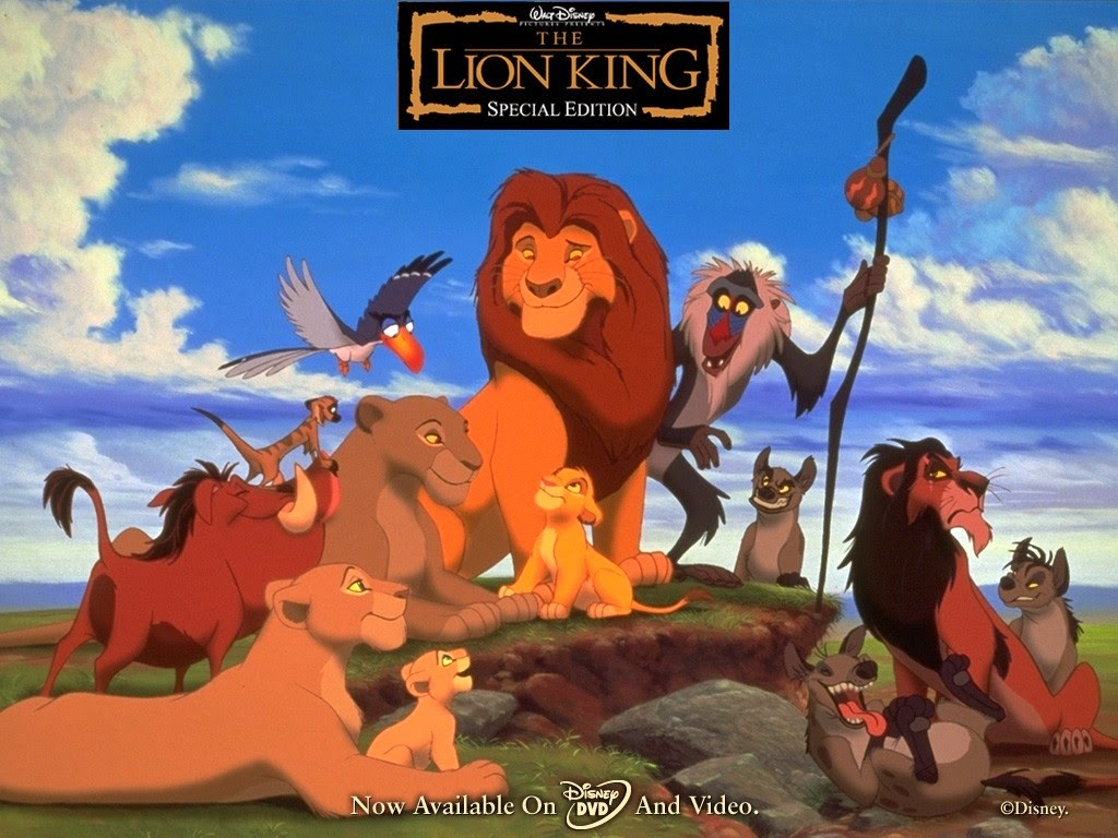The Lion King (1994) - Full Disney Movies Watch For Free ...