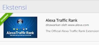 Cara Pasang Widget Alexa di Blog Dengan Mudah