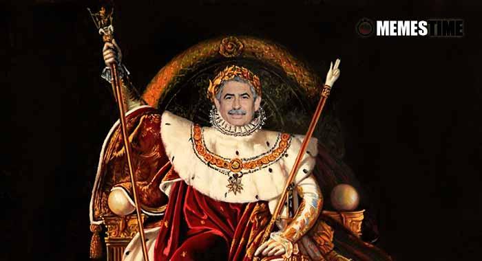 GIF Memes Time… da bola que rola e faz rir - Luís Filipe Vieira eleito Presidente do Sport Lisboa e Benfica por 95% dos votos - Luís Filipe Vieira, a Águia Imperial