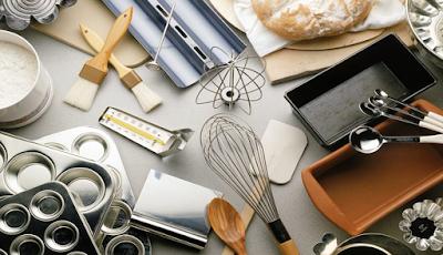 Peralatan Dapur Untuk Membuat Kue.