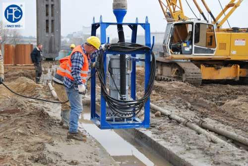Máy bơm nước điện chìm là gì và những chú ý cơ bản khi lắp đặt