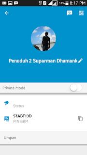 Penuduh Tidak Tanggung Jawab Aktivasi CUG Telkomsel  Suparman Damank  (3)