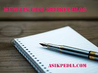 Menulis 1000 Artikel Blog Dengan 2 Cara Ini, Apakah Bisa ?