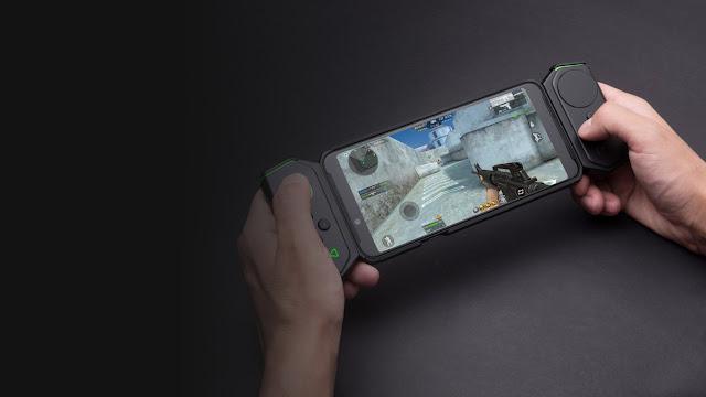سعر ومواصفات هاتف Xiaomi Black Shark Hello الجديد الخاص بعشاق الألعاب !