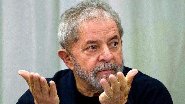 Promotoria de São Paulo pede prisão preventiva de Lula