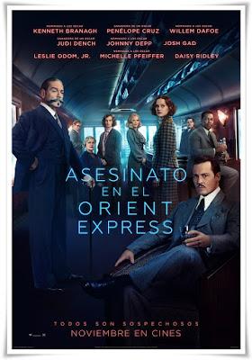 opinión Asesinato en el Orient Express