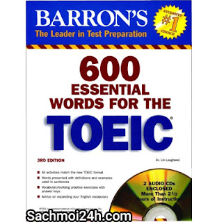 600 Essential Words For The Toeic song ngữ pdf audio