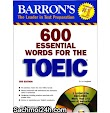 600 Essential Words For The Toeic 3rd Edition - Song Ngữ (PDF + Audio)