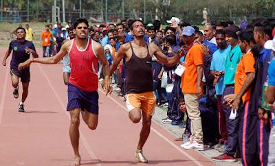 हरियाणा ने केरल को छह साल बाद हराकर राष्ट्रीय युवा एथलेटिक्स प्रतियोगिता में टीम चैम्पियनशिप अपने नाम की।