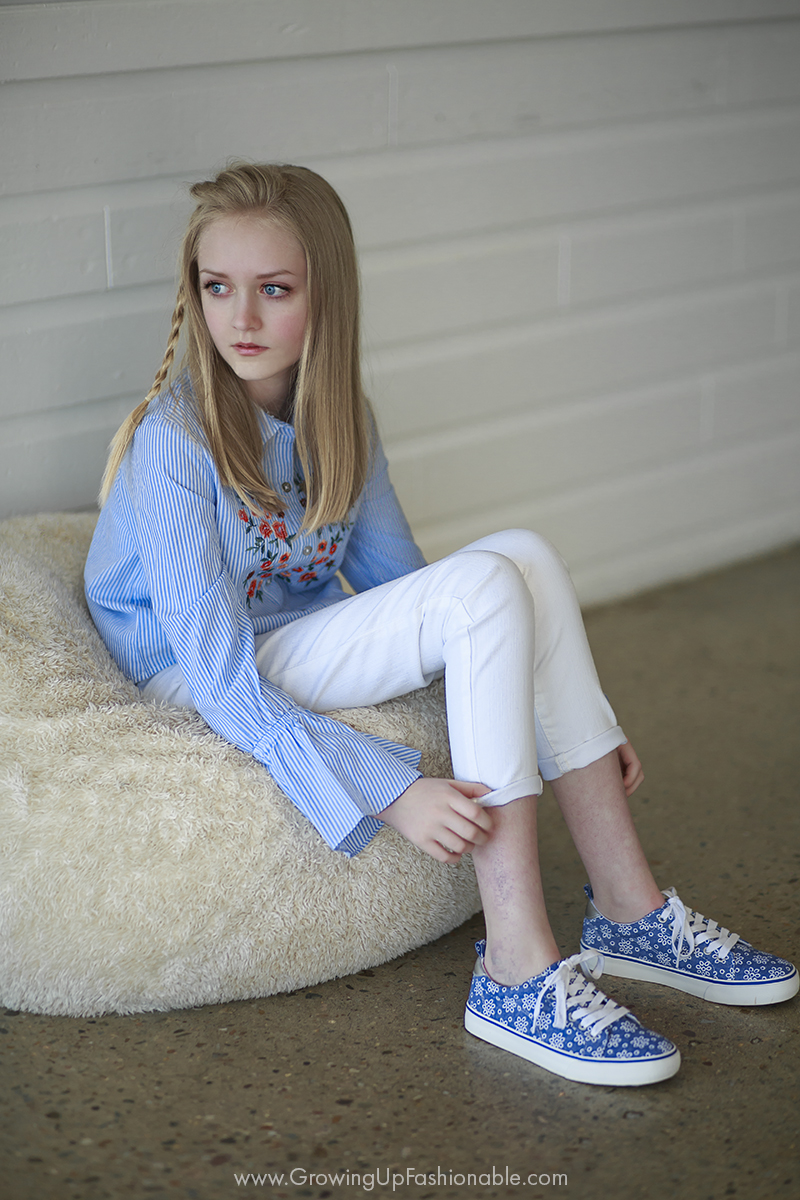 Tween Fashion and Style Blog By Ferry Corsten Archer on Growing Up Fashionable