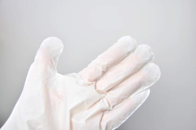 rękawiczki lirene dermoprogram idealne dłonie,