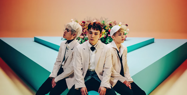 Blooming Days 花요일 exo cbx comeback