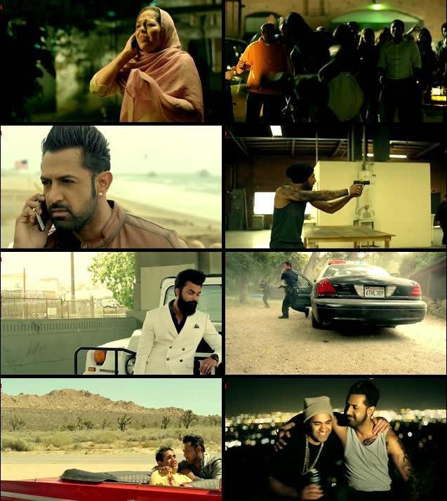 Faraar 2015 Punjabi 720p DVDRip 1GB ESubs