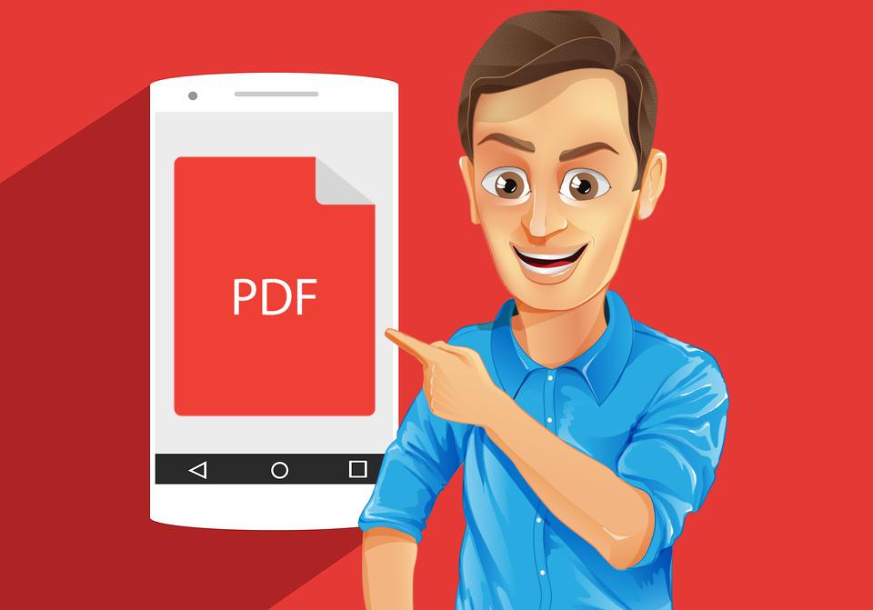 تطبيق Google PDF Viewer لفتح ملفات PDF للاندروايد - مدونة