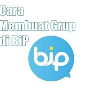 Cara Membuat Grup di Aplikasi BiP Messages