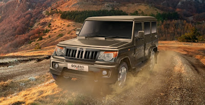 Mahindra Bolero Power Plus image HD