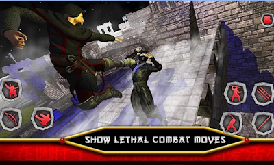 Ninja Warrior Superhero Shadow Battle APK