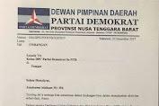 Beredar Undangan Deklarasi calon Kepala Daerah Dari Partai Demokrat, Mahally Fikri Bungkam
